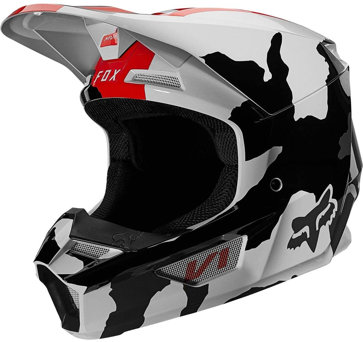 Fox Racing V1 BESERKER Helmet SE