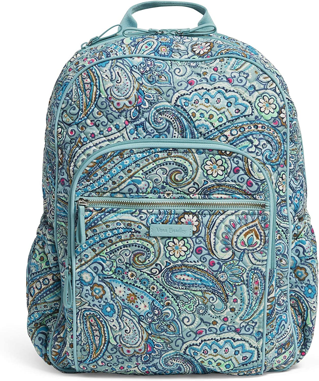 Vera Bradley Women's Signature Cotton Campus Backpack