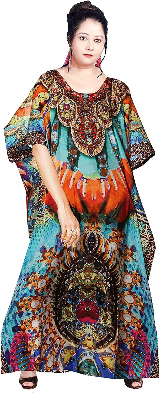 Plus Size Clothing Maxi Dress Long Dress Caftan Dress Silk Resort wear Beach Cover up Kaftan 144