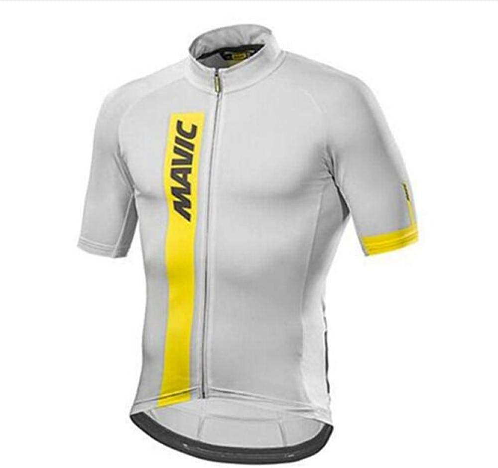 Mavic Cycling Jersey Cycling Clothing Racing Sport Bike Jersey Top Cycling Wear Short Sleeves Maillot ropa Ciclismo