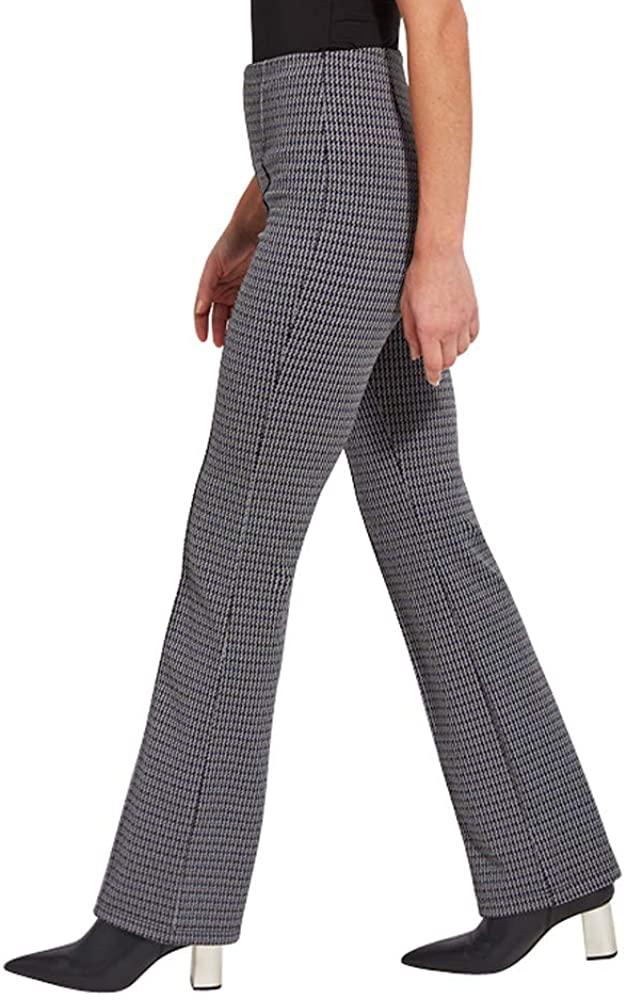 Lysse Women's Elysse Pants-Jacquard (Nordic Houndstooth,S)