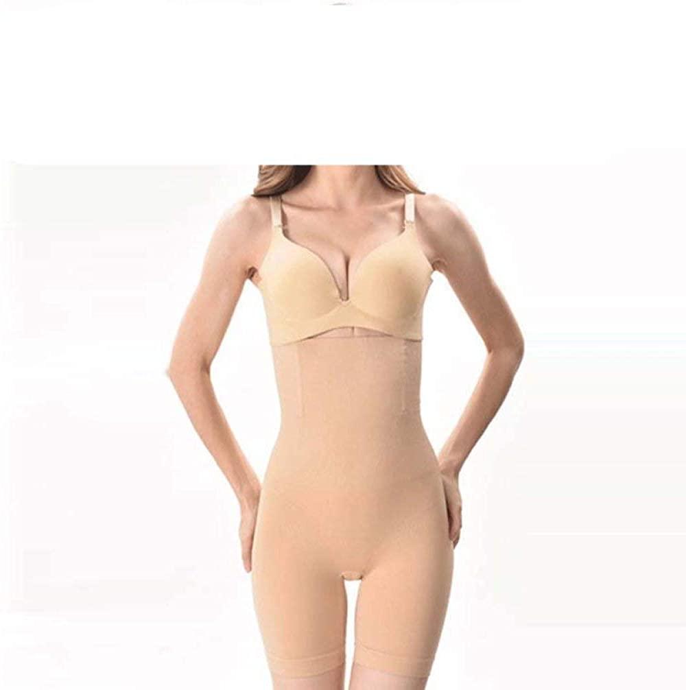 LUCACO Women's High Waist Tummy Control Shapewear Thigh Slimmer Invisibly Underwear Body Shaper Bodysuit