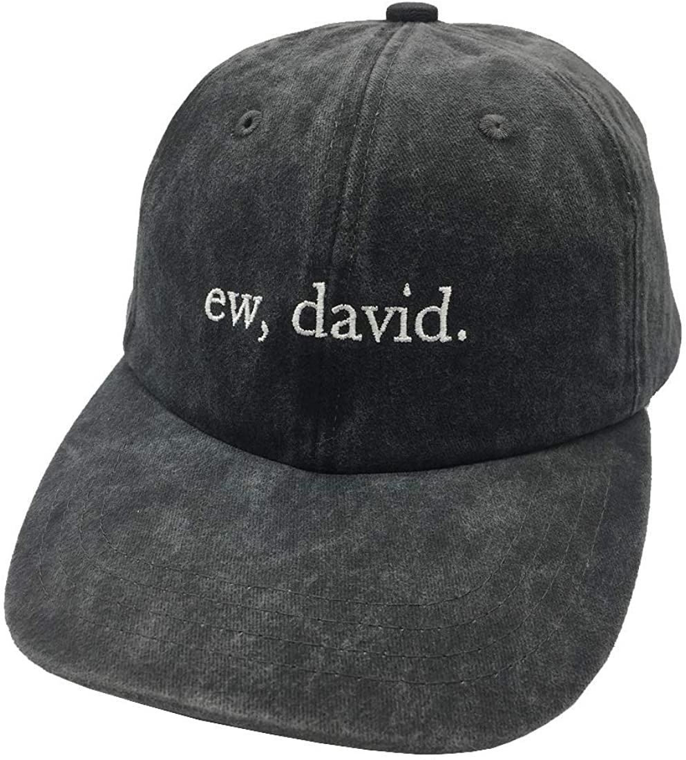 Embroidered Dad Hat, Adjustable Vintage Washed Cotton Baseball Cap