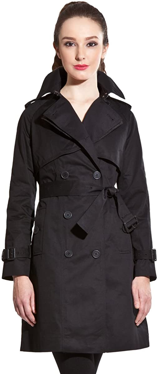 Zareen by BC24 Women Cotton Trench Coat