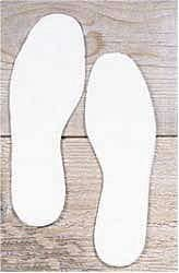 Servus Men's Insulating Insole, Size: 8-28114/8 (Pack of 2)