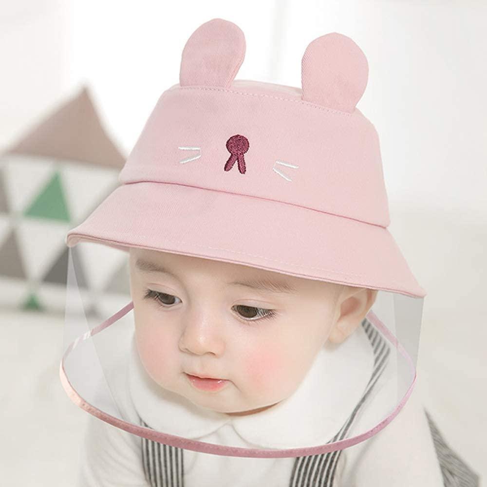 Dustproof Cute Mouse Design Hat for Child Kids (17.3