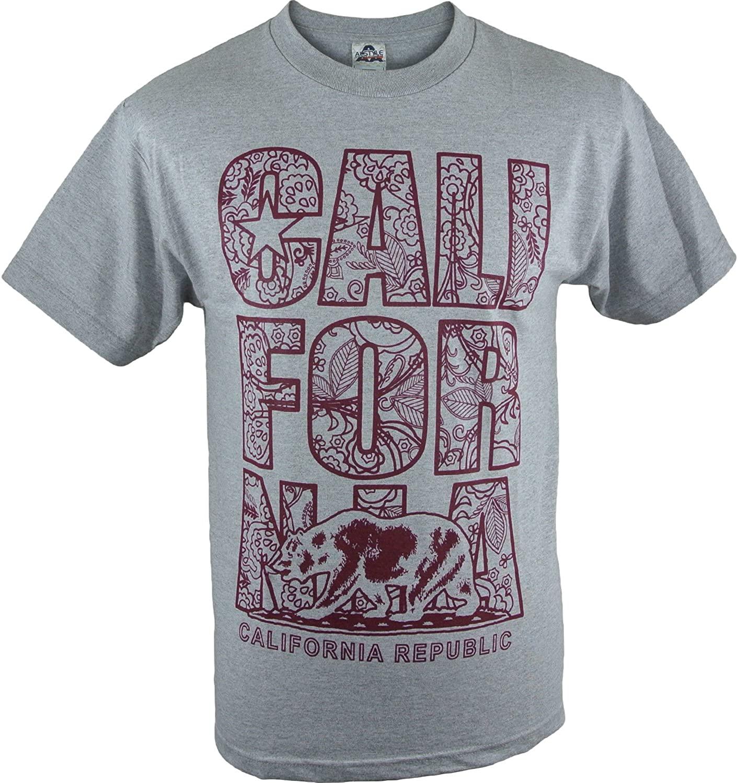 ShirtBANC Classic California Republic Paisley Bandana Shirts