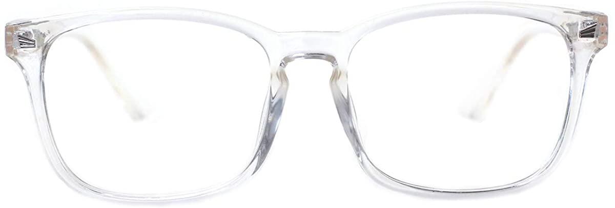 Blue Light Blocking Reading Glasses Women Men Anti Eyestrain Computer Glasses Readers