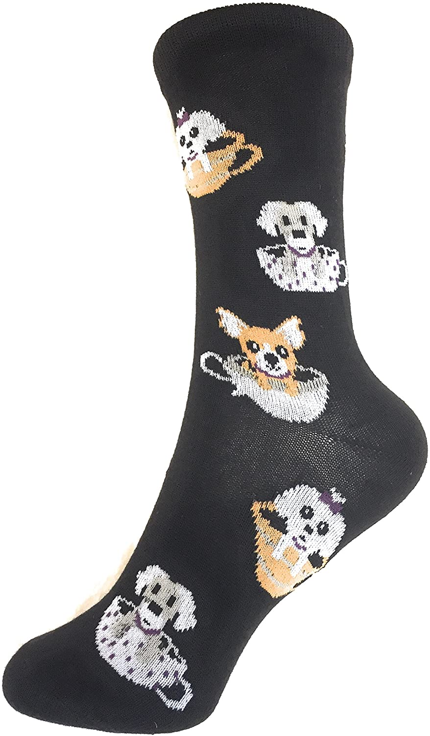 Socks-Women Crew Novelty Comfy Cozy, Trendy, Fashionable and Fun Patterns To Love