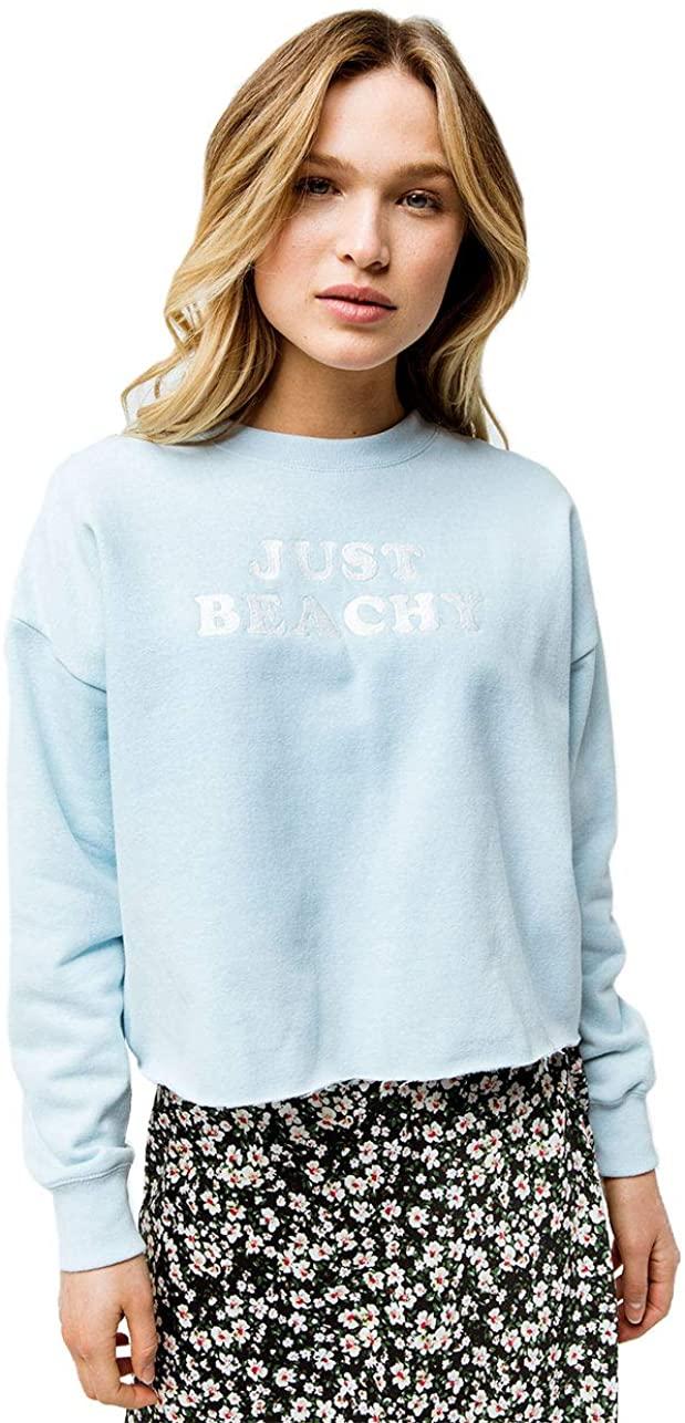 Billabong Women's Coastal Tides Sweatshirt