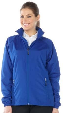 Averill's Sharper Uniforms Women's Ladies Valet Hooded Rain Jacket