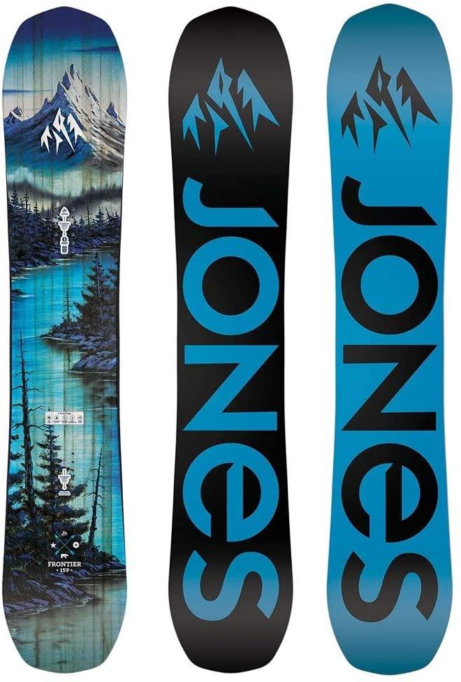 Jones Frontier Wide Snowboard Mens