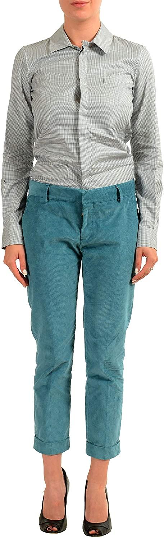 DSQUARED2 Multi-Color Long Sleeve Women's Jumpsuit US S IT 40
