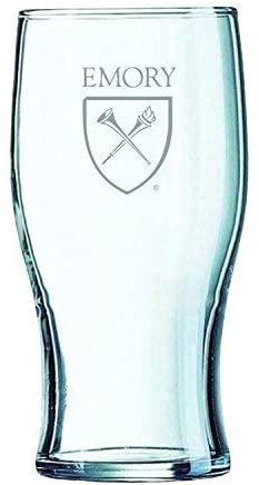 LXG, Inc. Emory University-Irish Pub Glass