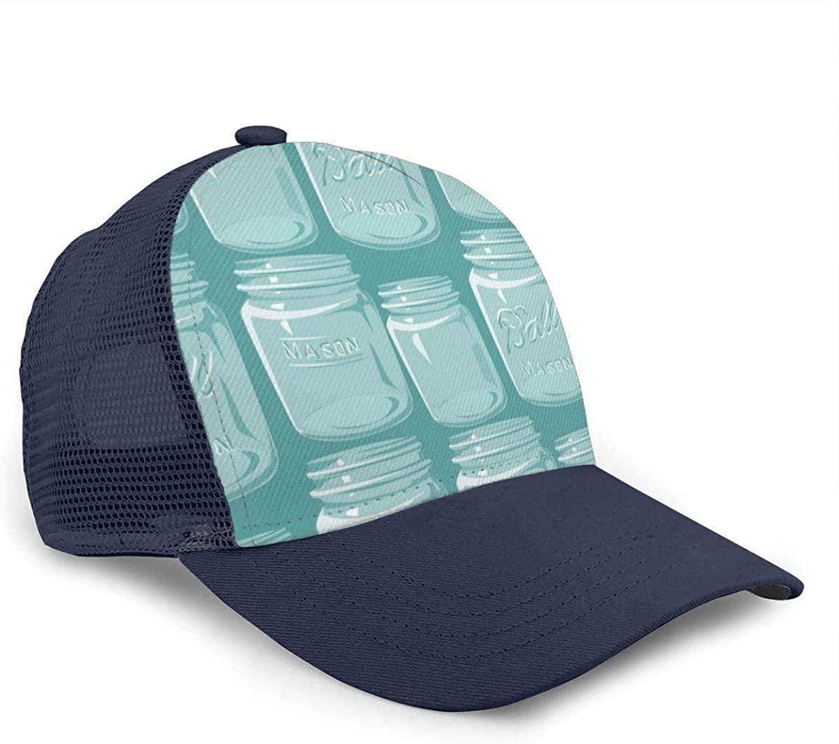 Baseball Cap Men Women - Classic Adjustable Hat - Goat Head Repeat
