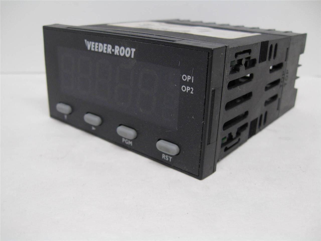 Danaher Veeder Root C628-60002 Digital Timer