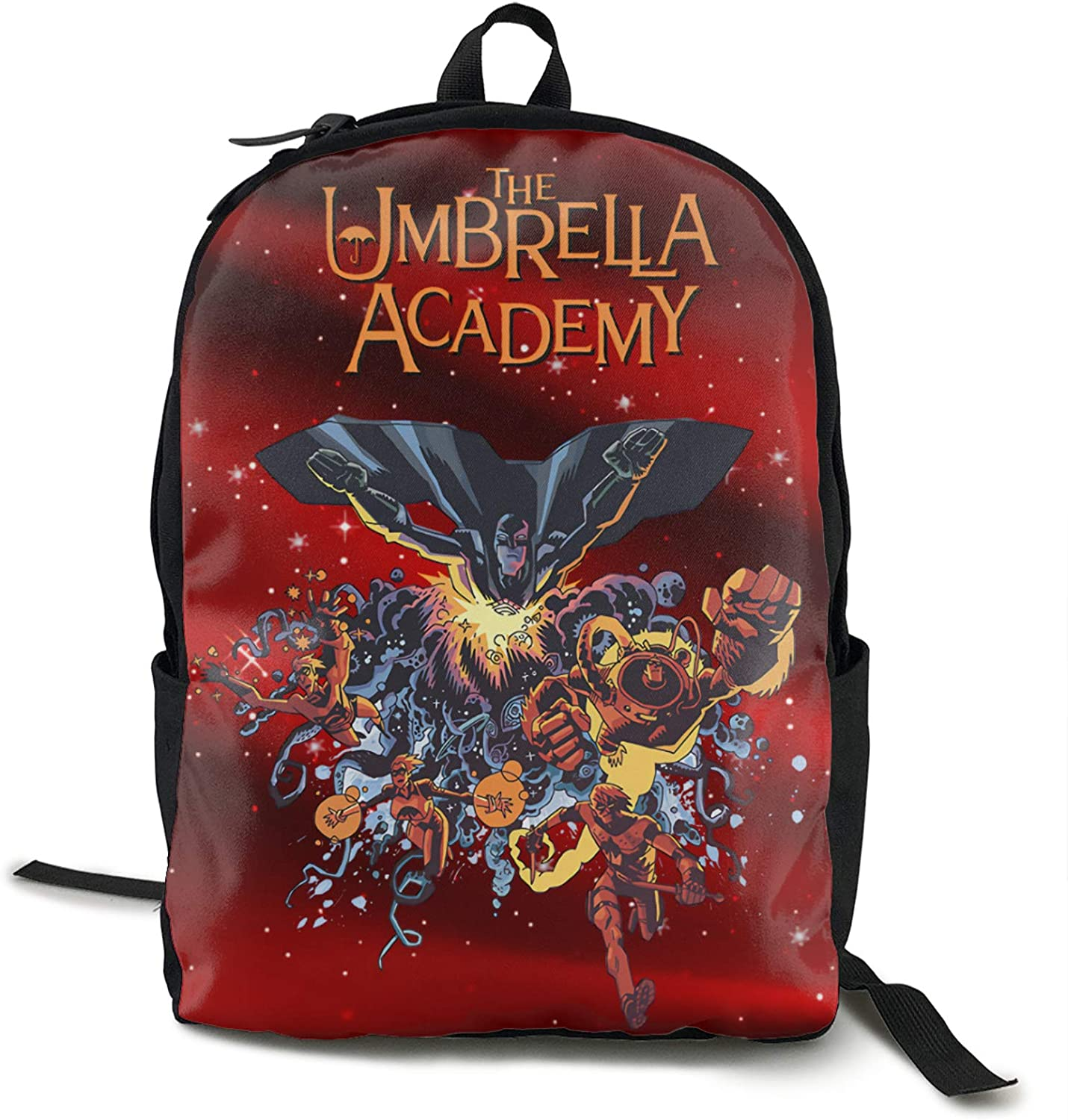 The Umbrella Academy Unisex Classic Backpack Schoolbag Laptop Daily Schoolbag