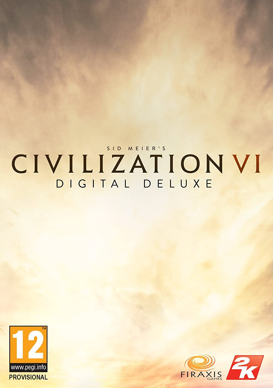 Sid Meier's Civilization VI Digital Deluxe Edition  [PC Code - Steam]