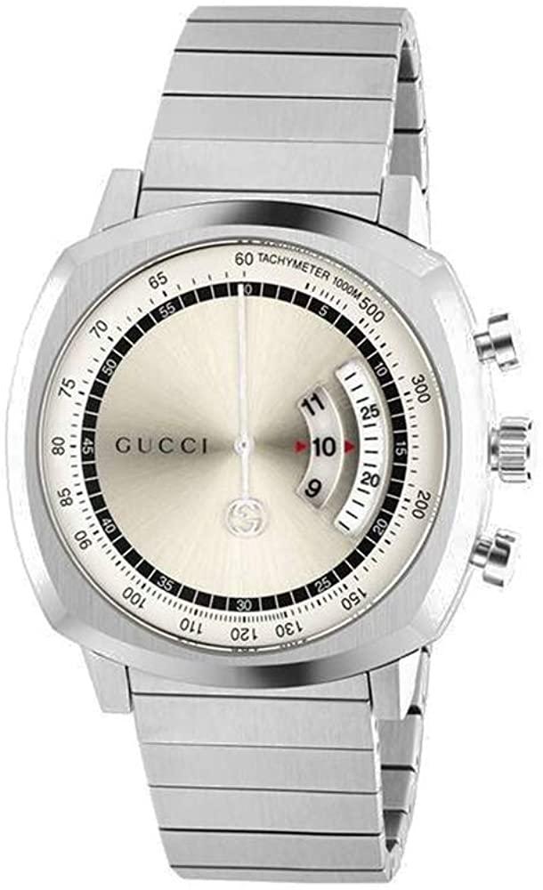 Gucci Grip Watch 40mm YA157302