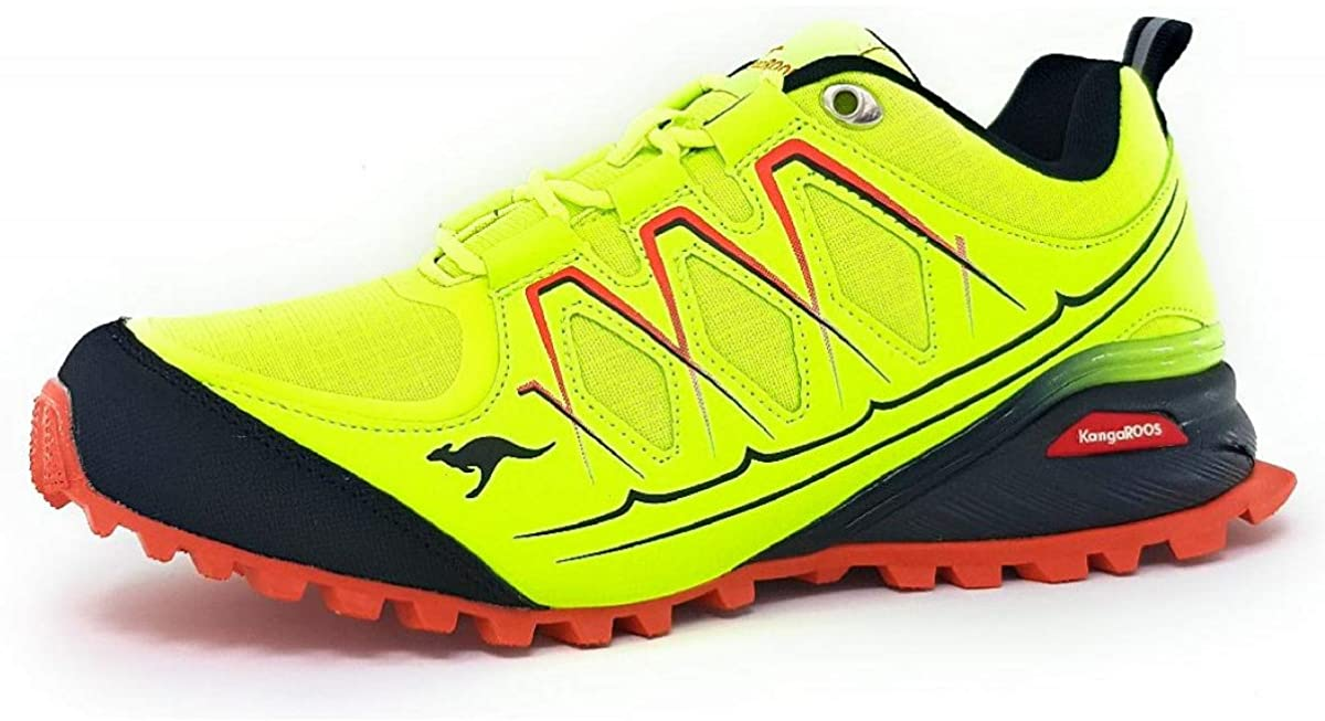KangaROOS Men's Low-Top Sneakers Hiking Shoe