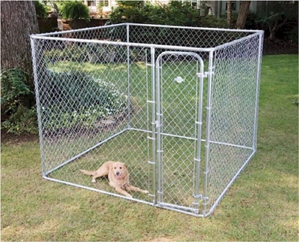 PetSafe Small Boxed Kennel- 7.5' W x 7.5' D x 6' H