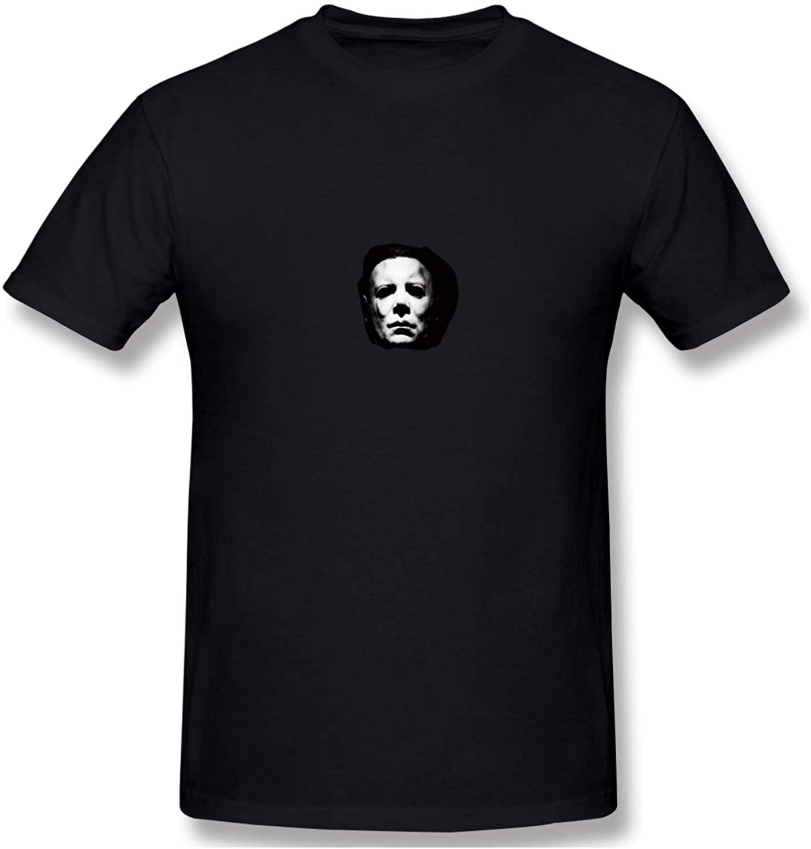 Michael Myers Men's Classic Comfortable Soft Short Sleeve T-Shirt
