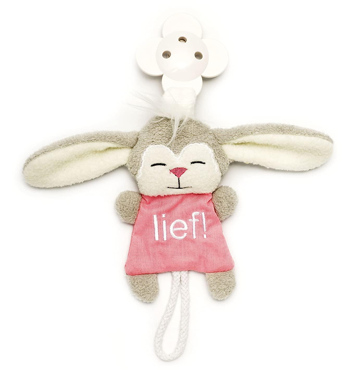 Lief! Lifestyle 12.5 cm Dummy Holder Bente The Bunny