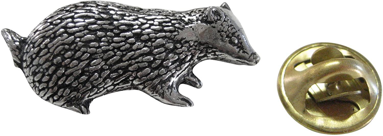 Kiola Designs Badger Lapel Pin