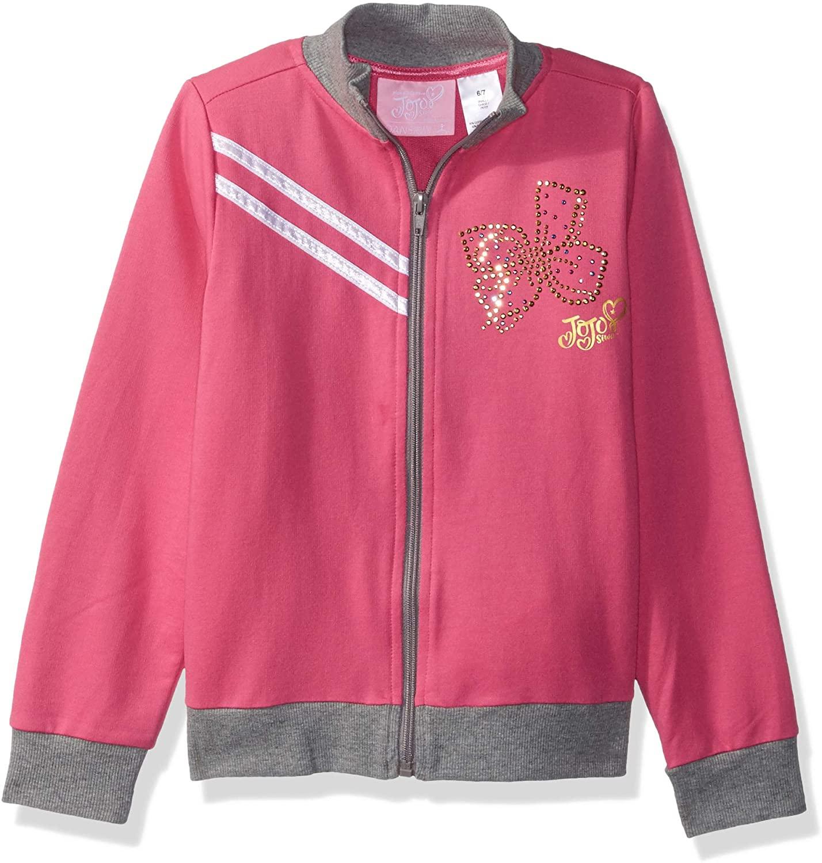 Jojo Siwa By Danskin Girls' Big Long Sleeve Jacket