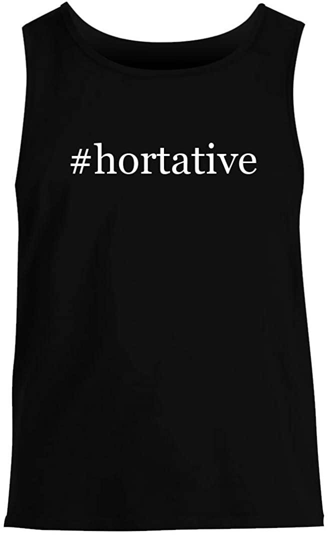 #hortative - Men's Hashtag Summer Tank Top