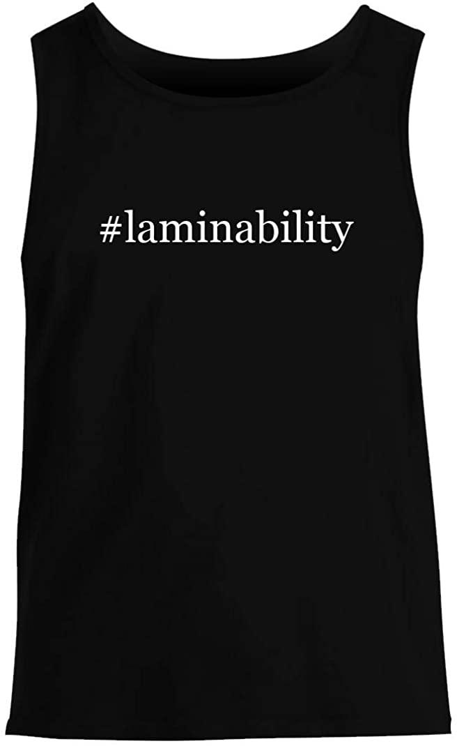 #laminability - Men's Hashtag Summer Tank Top
