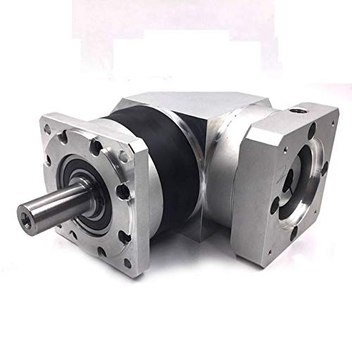 GOWE 60mm Servo Reducer Speed 4000rpm Ratio 70:1 Torque 22.5NM Planetary Gearbox Reducer Input Bore 14mm for NEMA24 Servo Motor