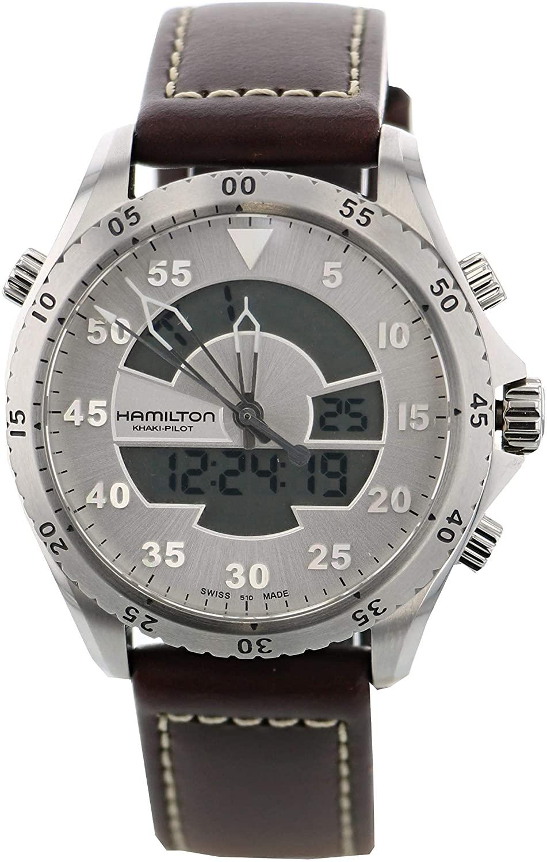 Hamilton Khaki Pilot Flight Timer Quartz Men's watch #H64514551