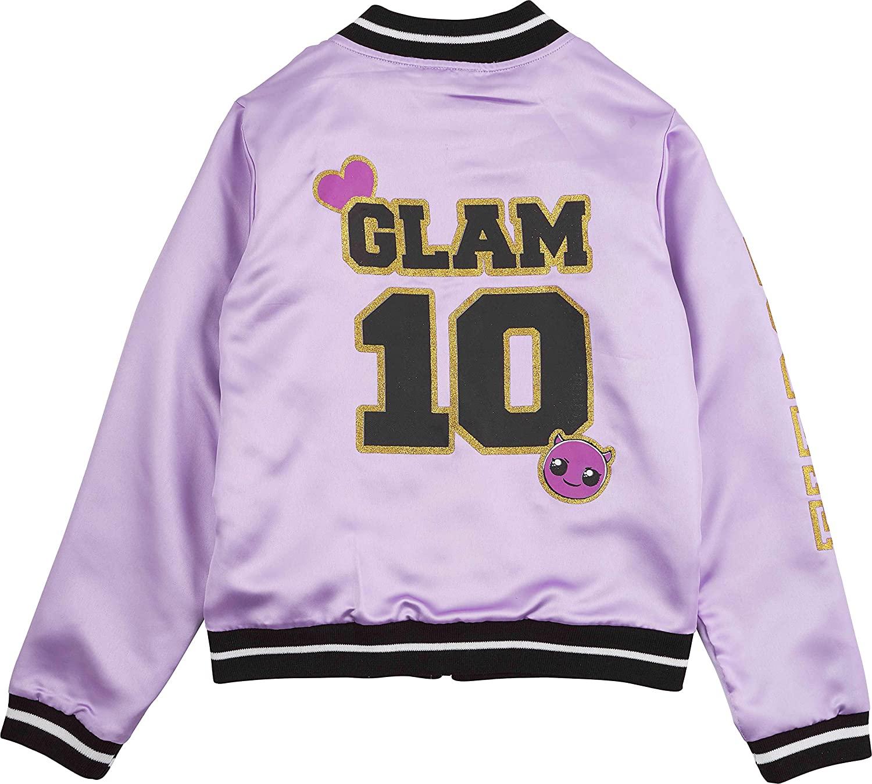 L.O.L. Surprise! Jacket for Girls Sizes 4-16 - Fierce Girls' Bomber LOL Jacket