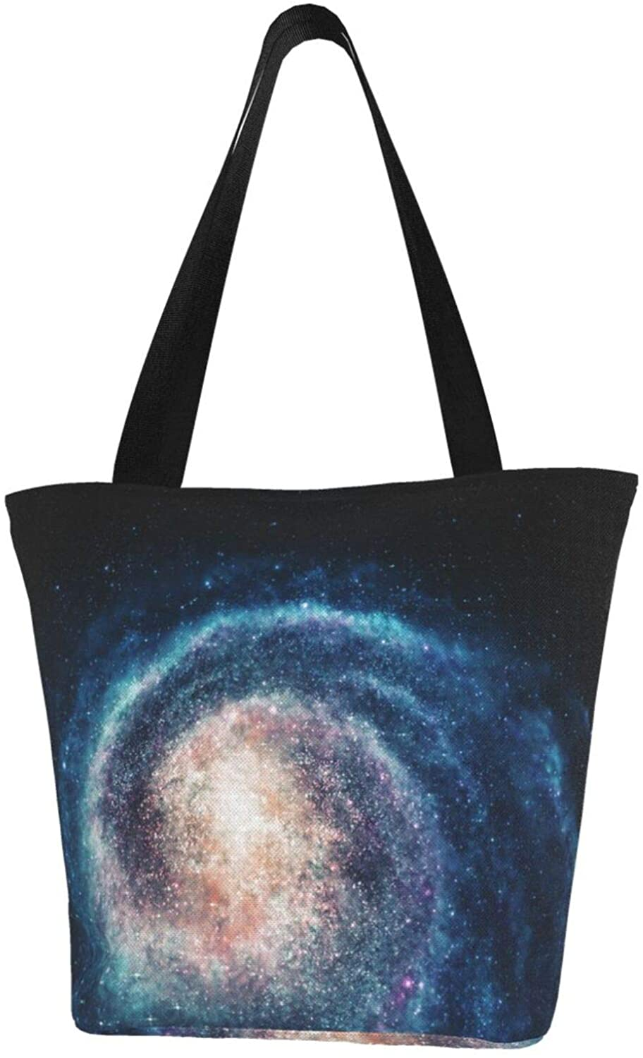 Reusable Marvellous 3d Rendering. Canvas Tote Bag ,Durable Canvas Tote Bag with Interior Pocket ,Washable Foldable Canvas Tote Bag for Beach,Shipping,Groceries,Books