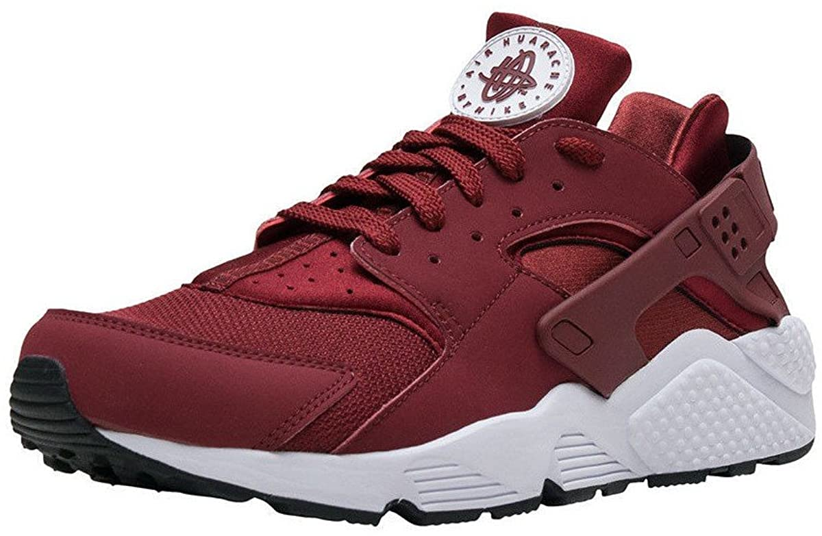 Nike 318429-605 AIR Huarache/US Size-8.5/Team RED