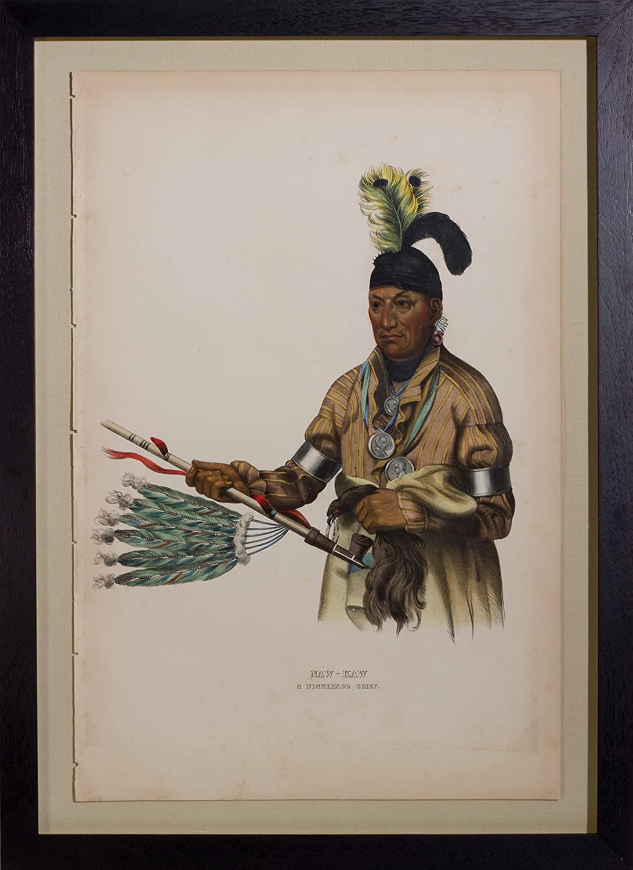 Naw-Kaw, A Winnebago Chief