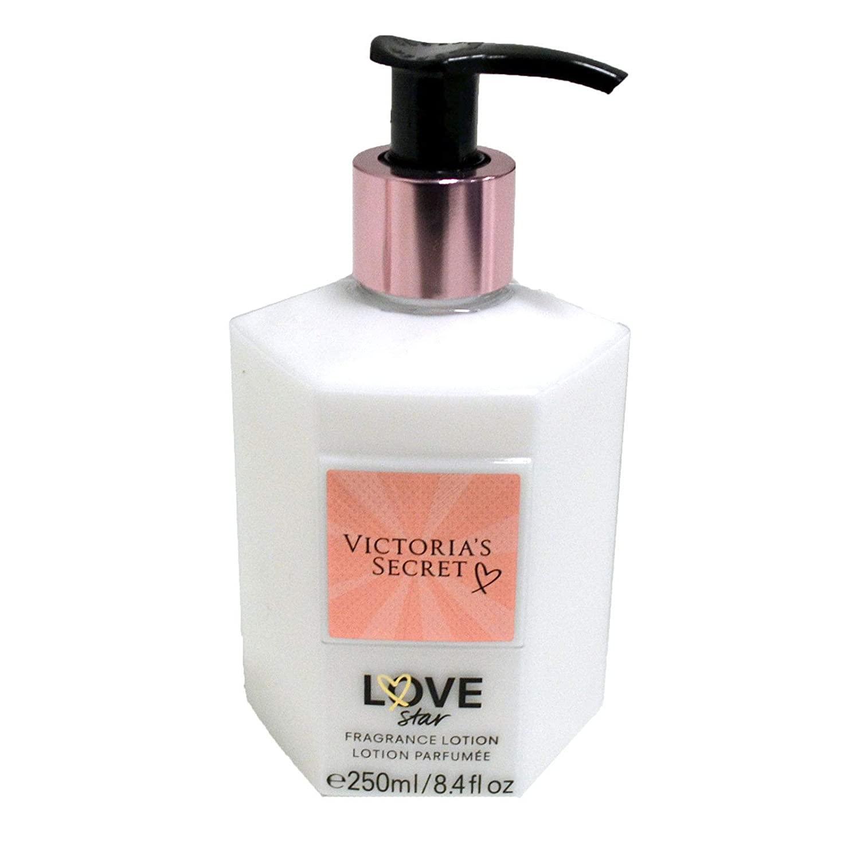 Victorias Secret Love Star Fragrance Lotion 8.4 Fl Oz Pump