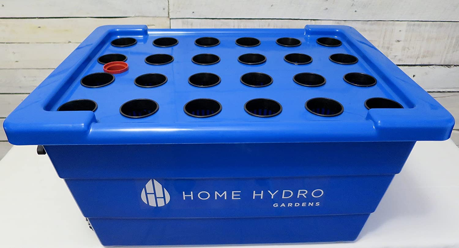 Home Hydro Gardens Indoor Hydroponic Growing System 1 24x2 Planting Sites