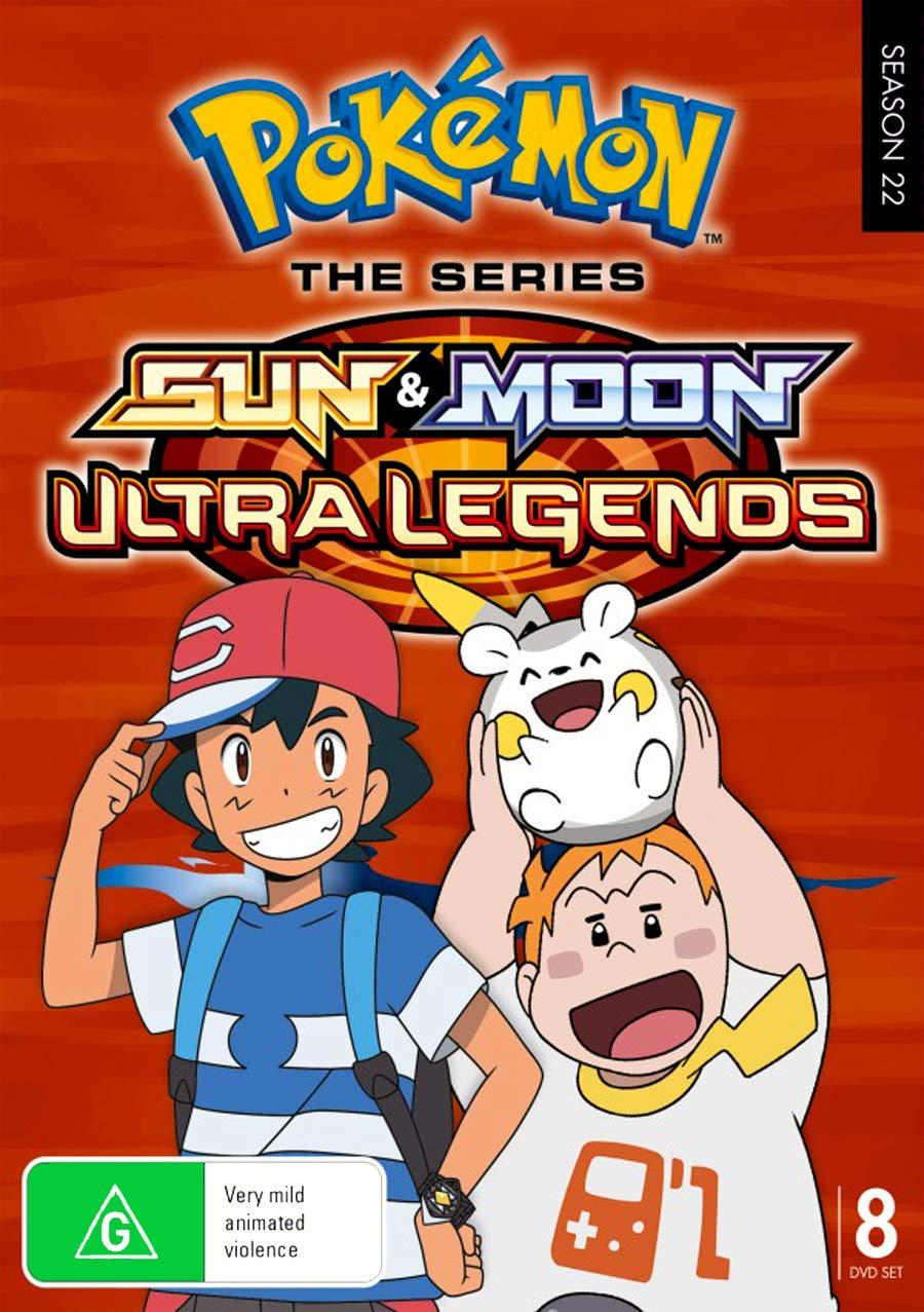 Pokemon The Series: Season 22 Complete Collection [NTSC/0]