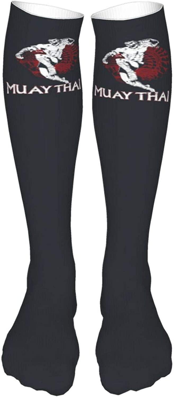 Womens Knee High Socks - Casual Thick Socks Jamaican Flag