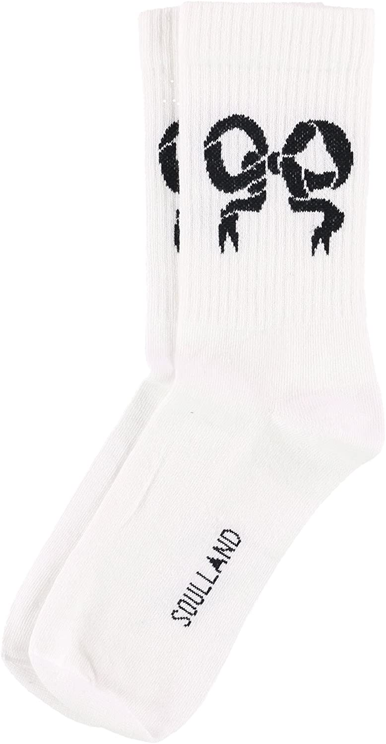 Soulland Womens Ribbon Midweight Socks