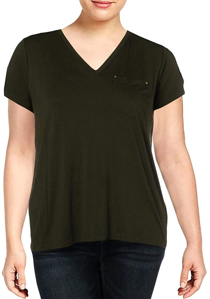 Ralph Lauren Womens Aleixo Basic T-Shirt