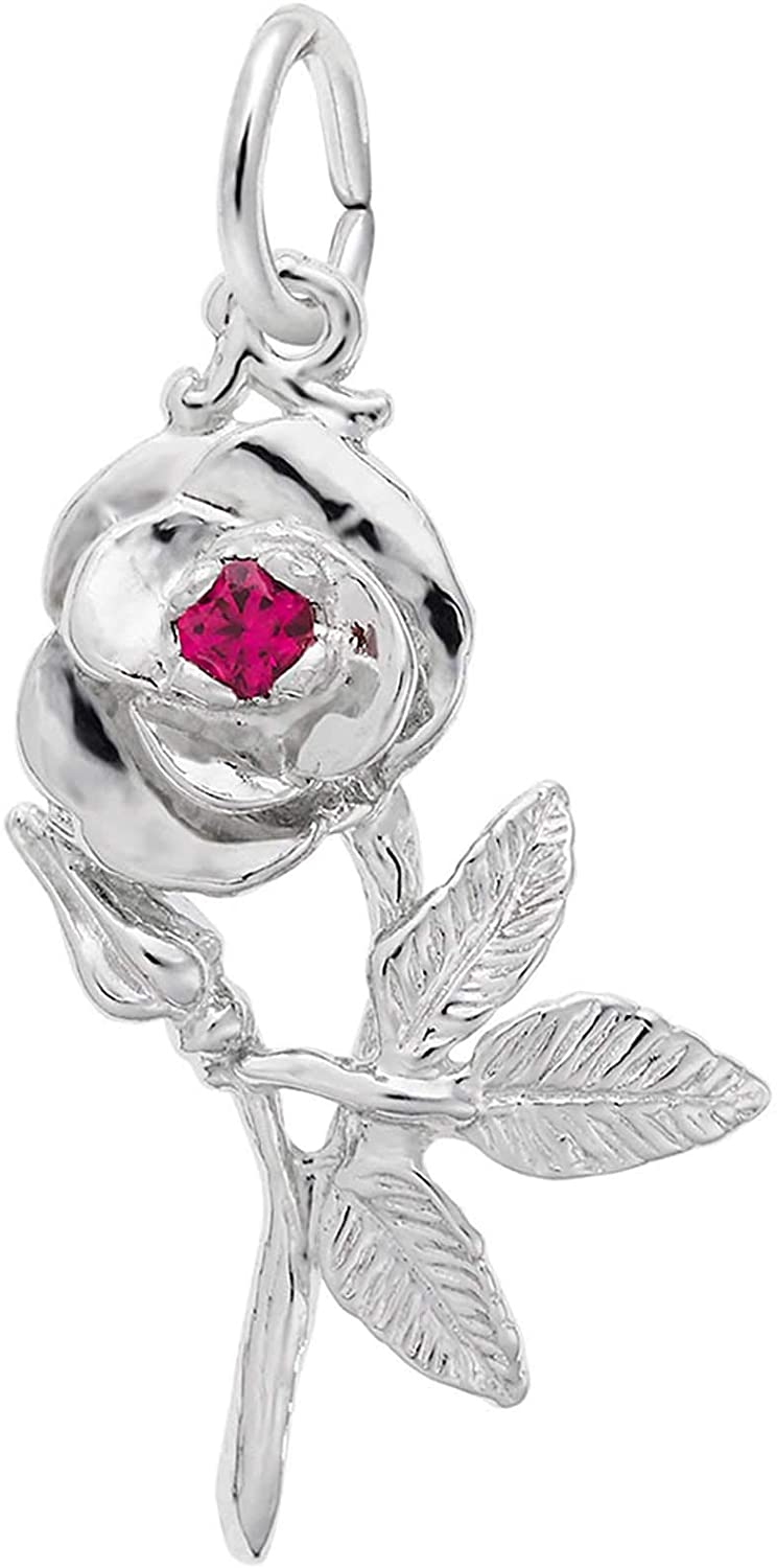 Rembrandt Charms Rose Charm