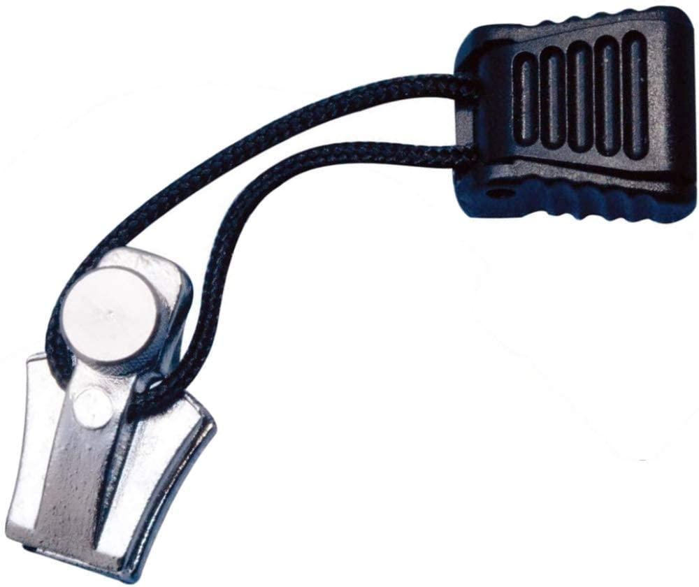 FixnZip Nickel Large Instant Zipper Replacement