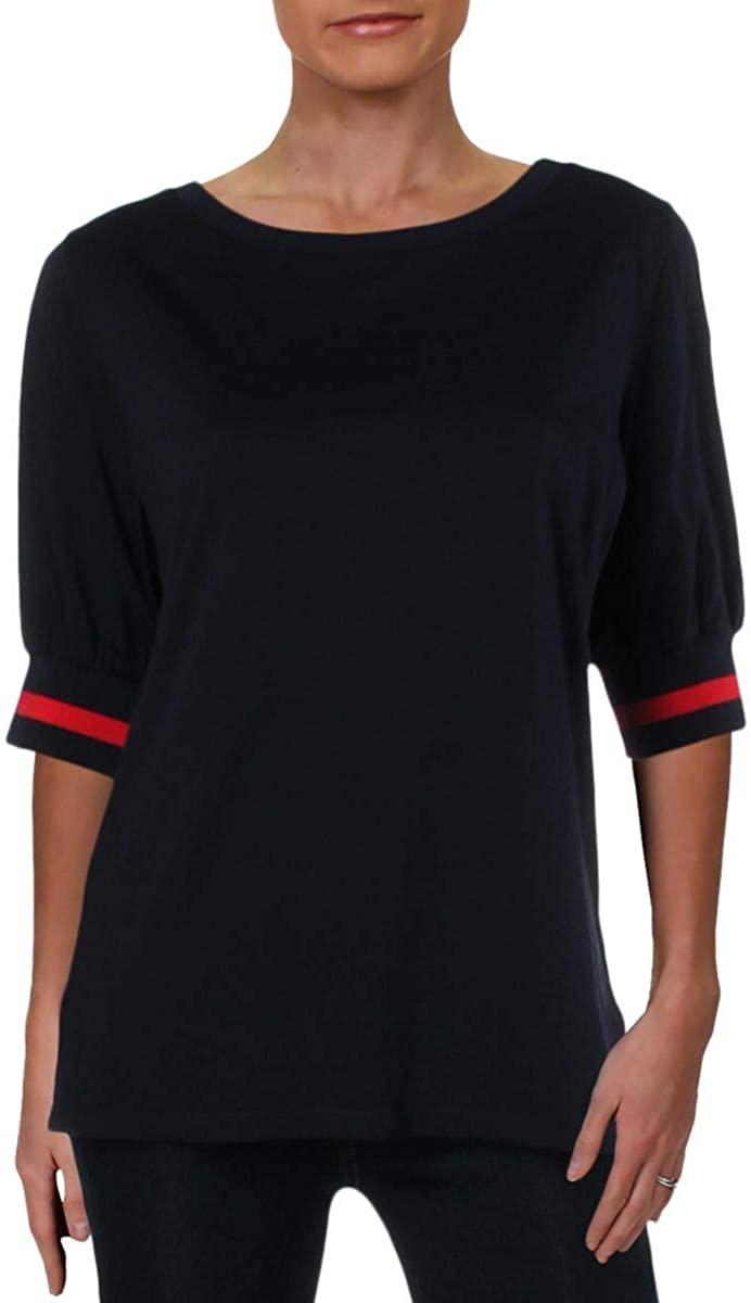 Ralph Lauren Womens Panyin Basic T-Shirt