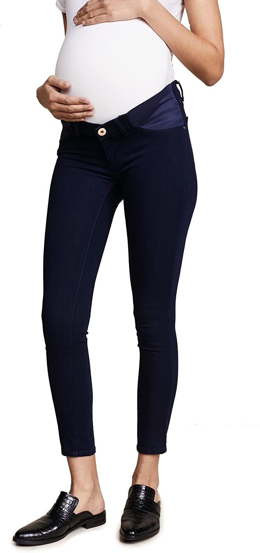 DL1961 Women's Emma Power Legging Skinny Maternity Jeans