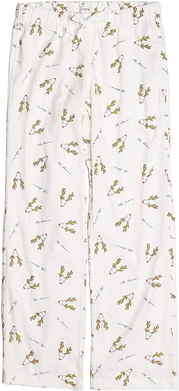 J.Crew Mercantile Women's Flannel Pajama Pants