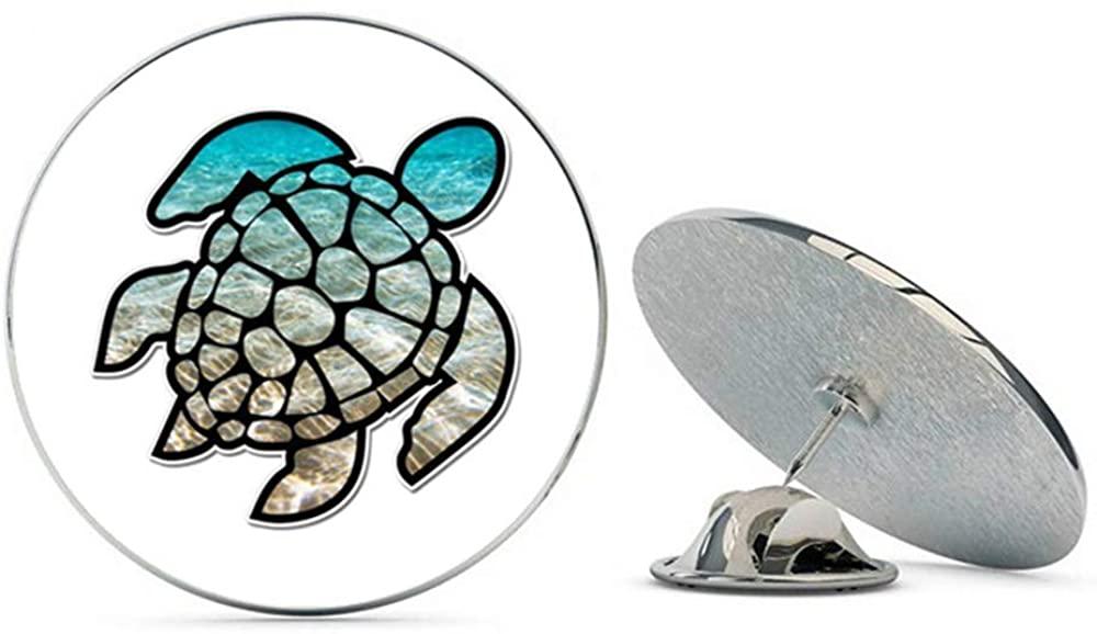NYC Jewelers Sea Turtle Beach Ocean Metal 0.75