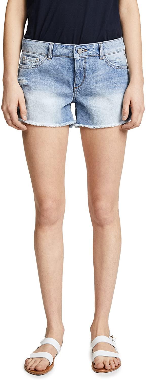 DL1961 Womens Karlie Boyfriend Shorts